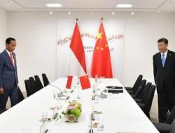 'Kemesraan' Bikin Indonesia Terkesan Makin Bergantung dengan Cina
