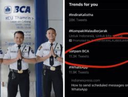 'Ganti dengan Satpam BCA' Jadi Trending, Polri: Bentuk Perhatian Publik