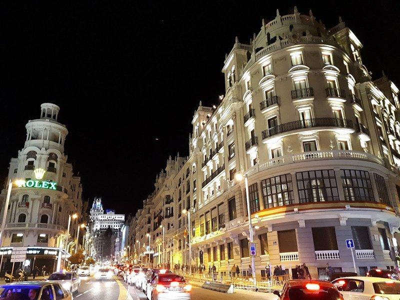 Países más visitados España