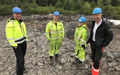 Snart oppstart av byggearbeider på Sigdestad