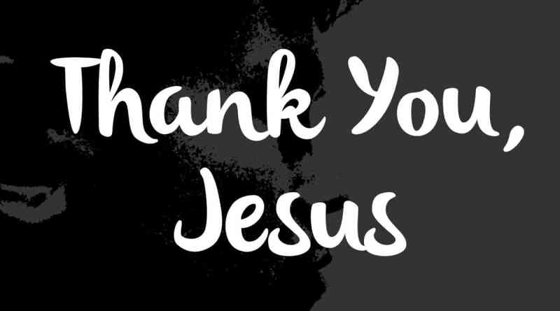 thank you jesus by HillSong Worship Lyrics