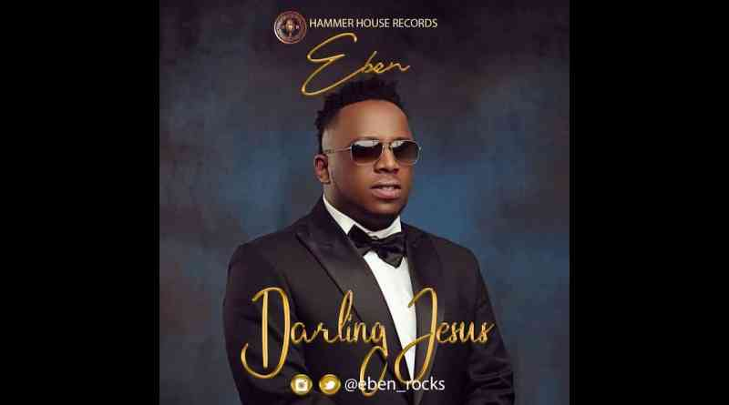 Lyrics to Darling Jesus by Eben