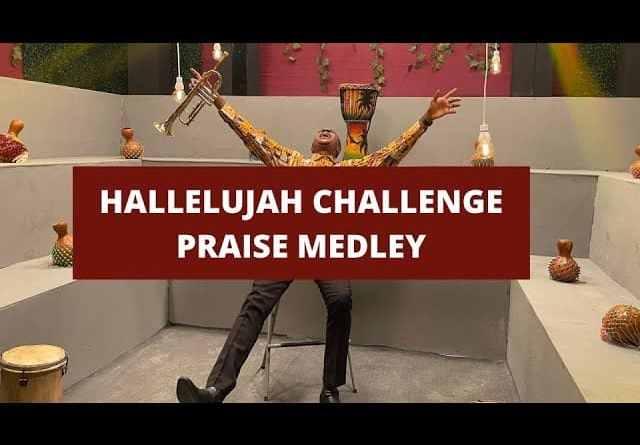 Hallelujah Challenge Praise Medley