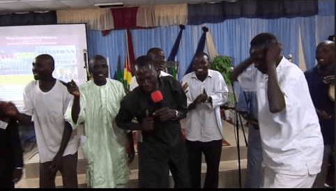 Gosoel hausa gospel songs