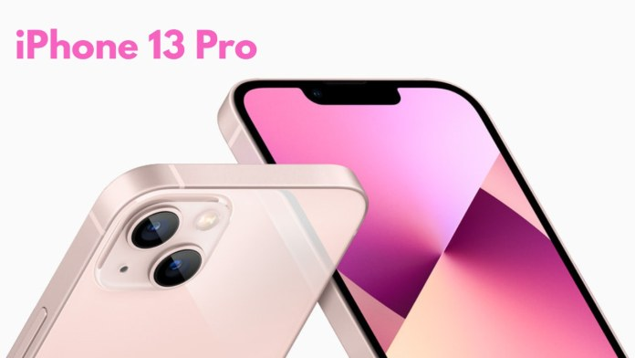 What distinguishes iPhone 13 Pro from previous models