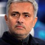 Jose Mourinho Observing