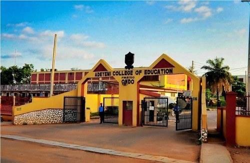 Adeyemi College Of Education, Ondo News