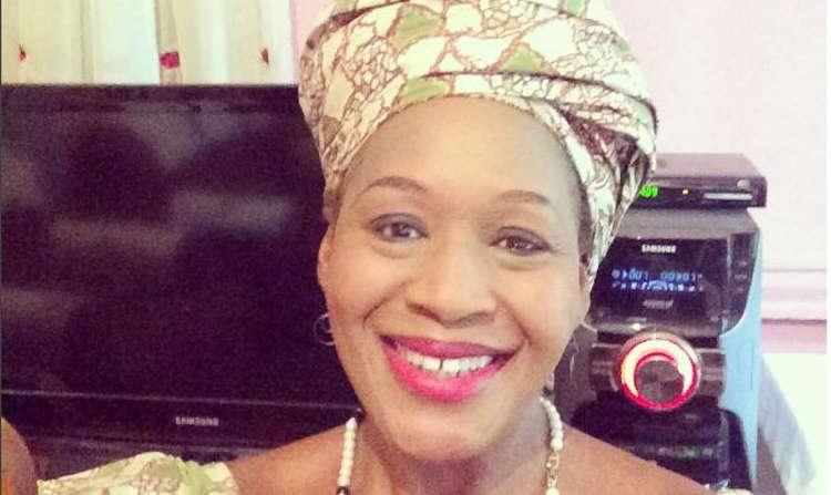 Controversial Nigeria journalist, Kemi Olunloyo