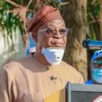 Osun State Governor Oyetola Latest News