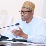 Buhari latest news today