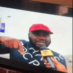 'Nigerian Youth Didn't Loot Any Warehouse, All Those things Were Photoshopped'-Concern Citizen (Video)