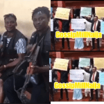 Wahala Don Come, 'We Want SARS' – Pro SARS Protesters Take To Street To Call Out IGP To Bring Back SARS