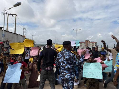 Police Arrest 15 #EndSARS Protesters In Ogun, To Charge Them For Murder On Monday
