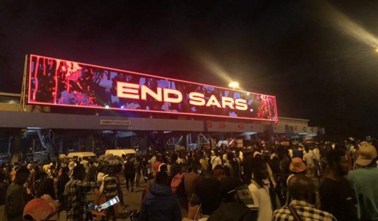 Lekki toll Gate Massacre