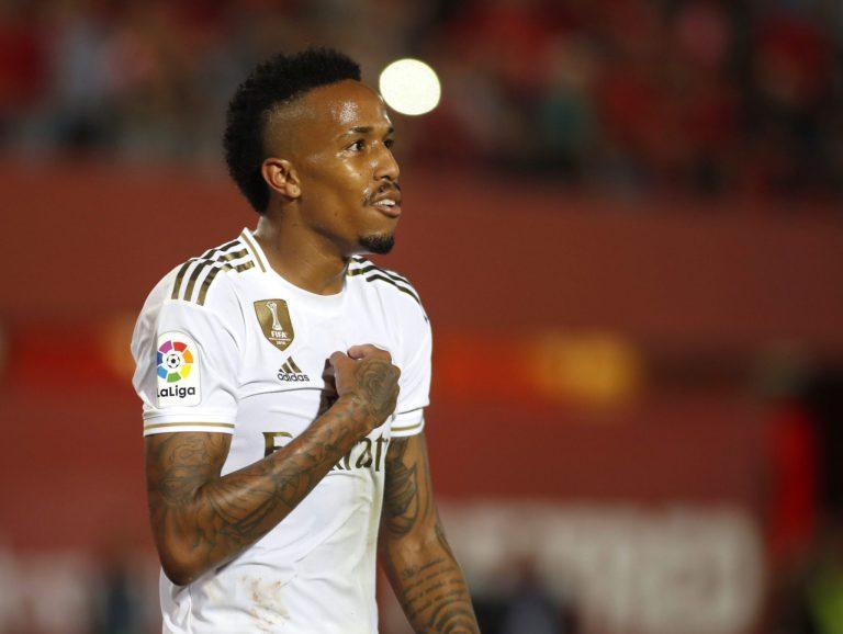 Real Madrid defender Eder Militao