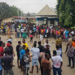 Ede Poly Students Protest News