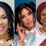 Fathia, Iyabo Ojo and Mummy