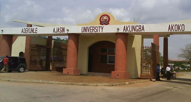 Adekunle Ajasin University Akungba (AAUA)