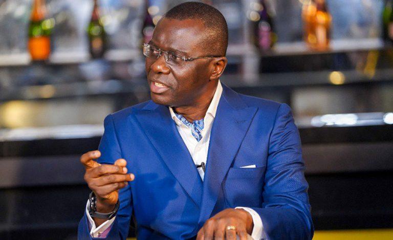 Babajide Sanwo Olu x