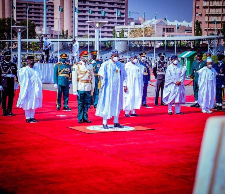 Nigeria Army day Buhari x