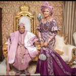 Alaafin Of Oyo Steps Out With A Young New Bride Chioma