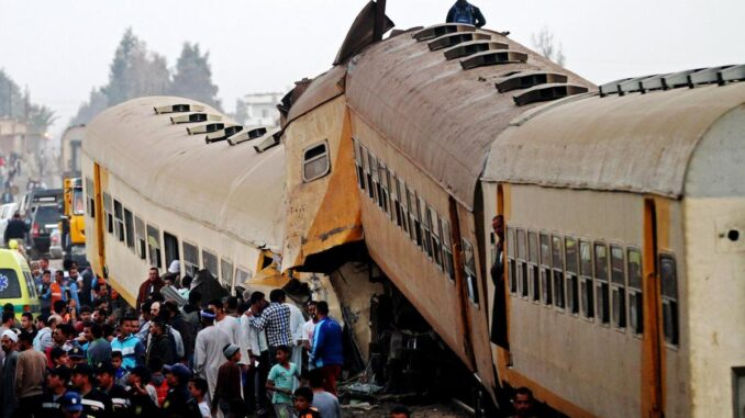 BREAKING Tragedy As Two Trains Collide Kill Injure Others