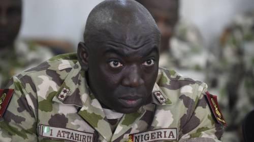 Major General I Attahiru