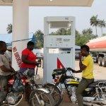 Petrol marketer