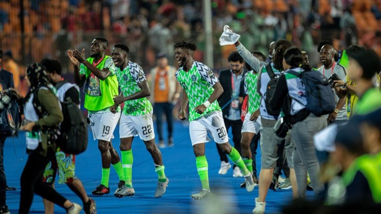 Super Eagles Have Qualified For AFCON