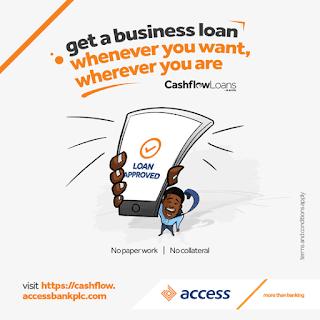 Access Bank Loan Code