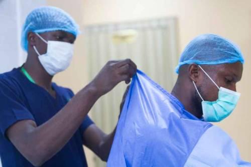 Doctors on duty