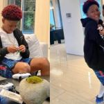 Tee Billz Shares Moments His Son Jamil Bonds With His Step Brother Photos