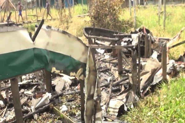 Tension In Ondo As Gunmen Set Ablaze Houses