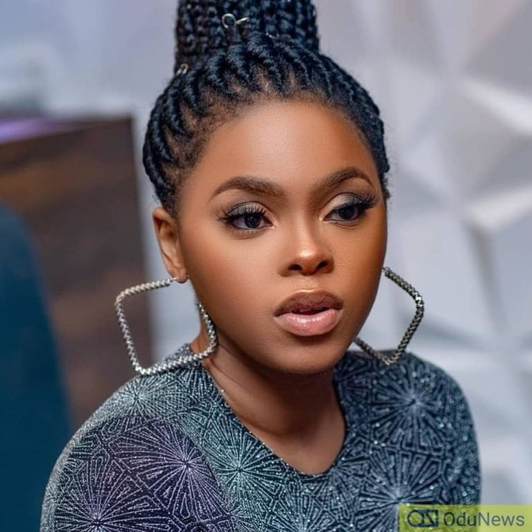 Singer Chidinma Ekile