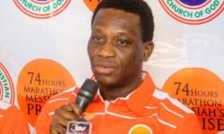 Dare Adeboye Biography