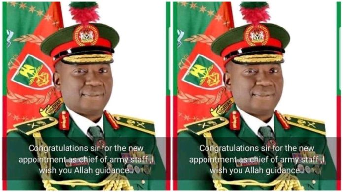 Major General Ali Keffi biography