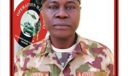 Major General Farouk Yahaya Profile