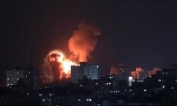 Palestinian In War