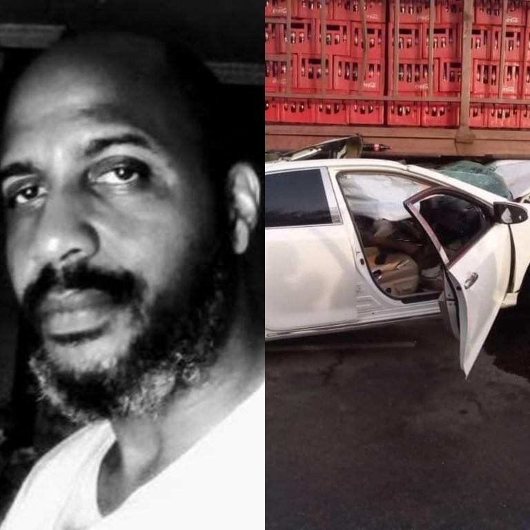 Pharaoh Okadigbo Accident