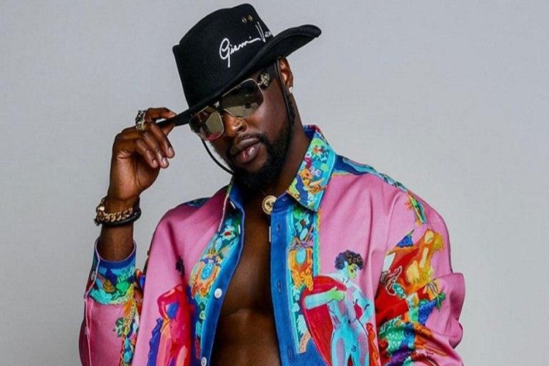 Rapper King Joel