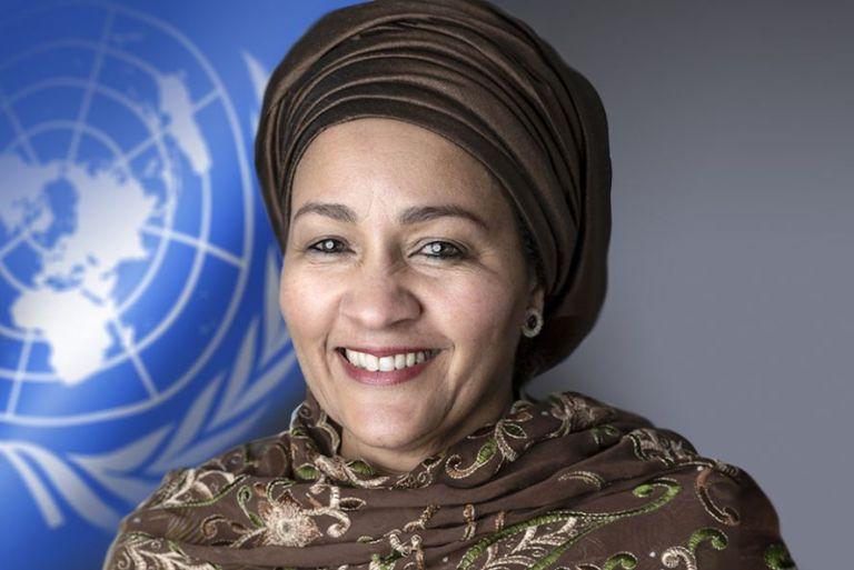 Amina J Mohammed biography