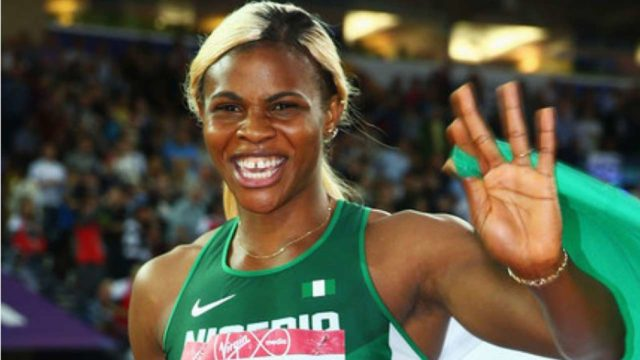 Blessing Okagbare Pictures