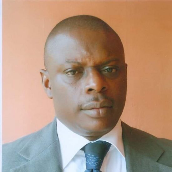 George Abang Ekpungu EFCC secretary Biography