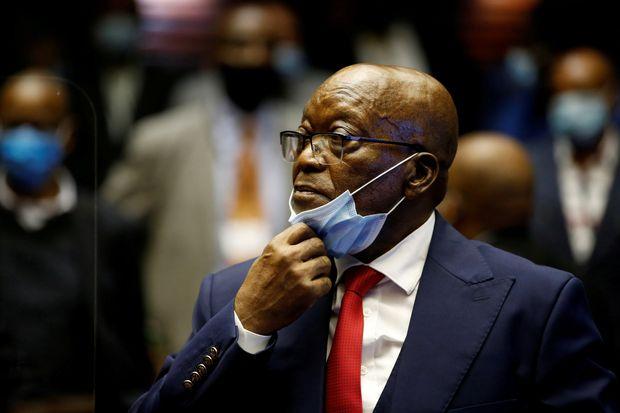 Jacob Zuma Biography, Wikipedia