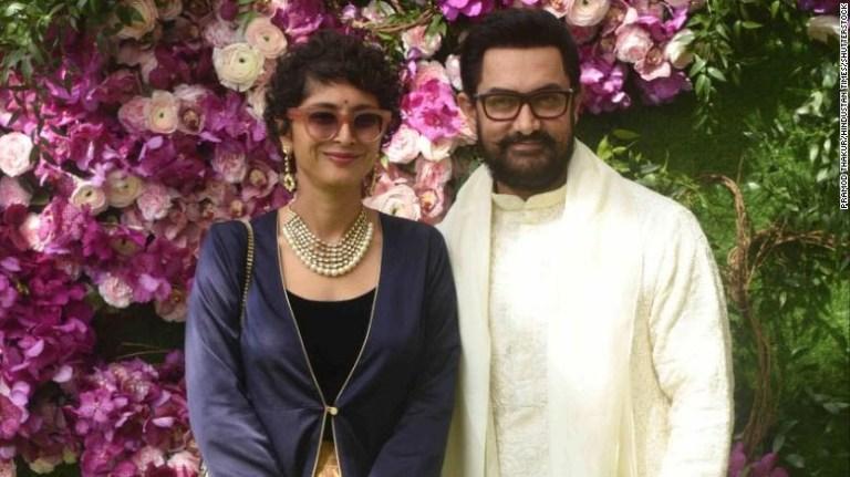 Aamir Khan Divorced