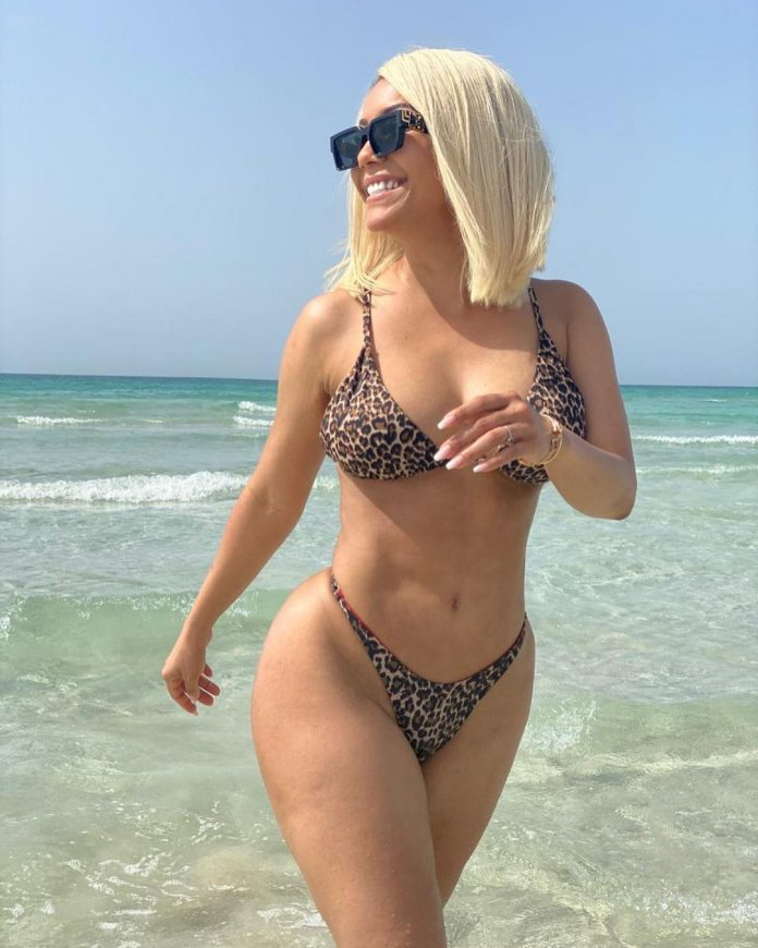 Maria Chike BBNaija Hot Bikini Photos