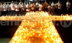 TB Joshuas candlelight