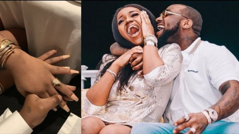 are davido and chioma still dating