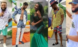 BBNaija Team Cool Cow wins N M one year supply of Dano products