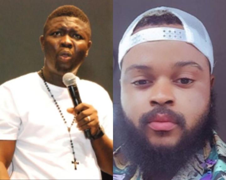 Comedian Seyi Law support Whitemoney BBNaija